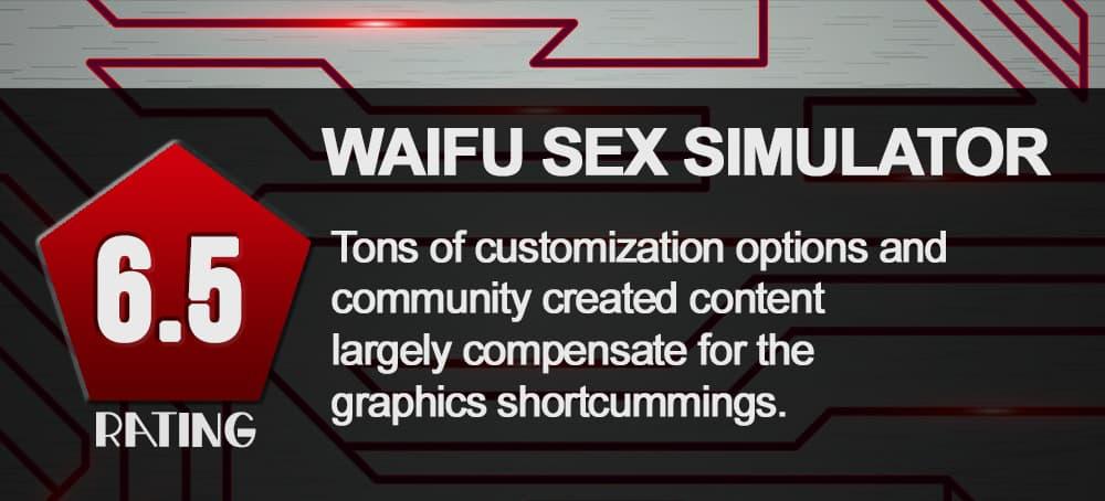 waifu sex simulator review rating