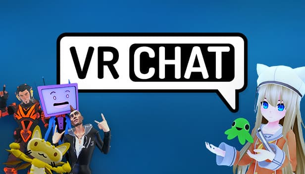 vrchat poster image