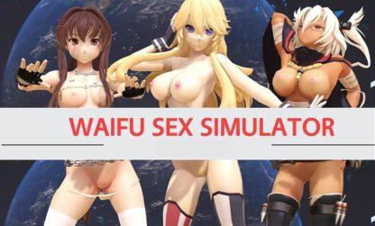 Waifu Sex Simulator - Adult VR Game Review vr porn game virtual reality cgi anime game