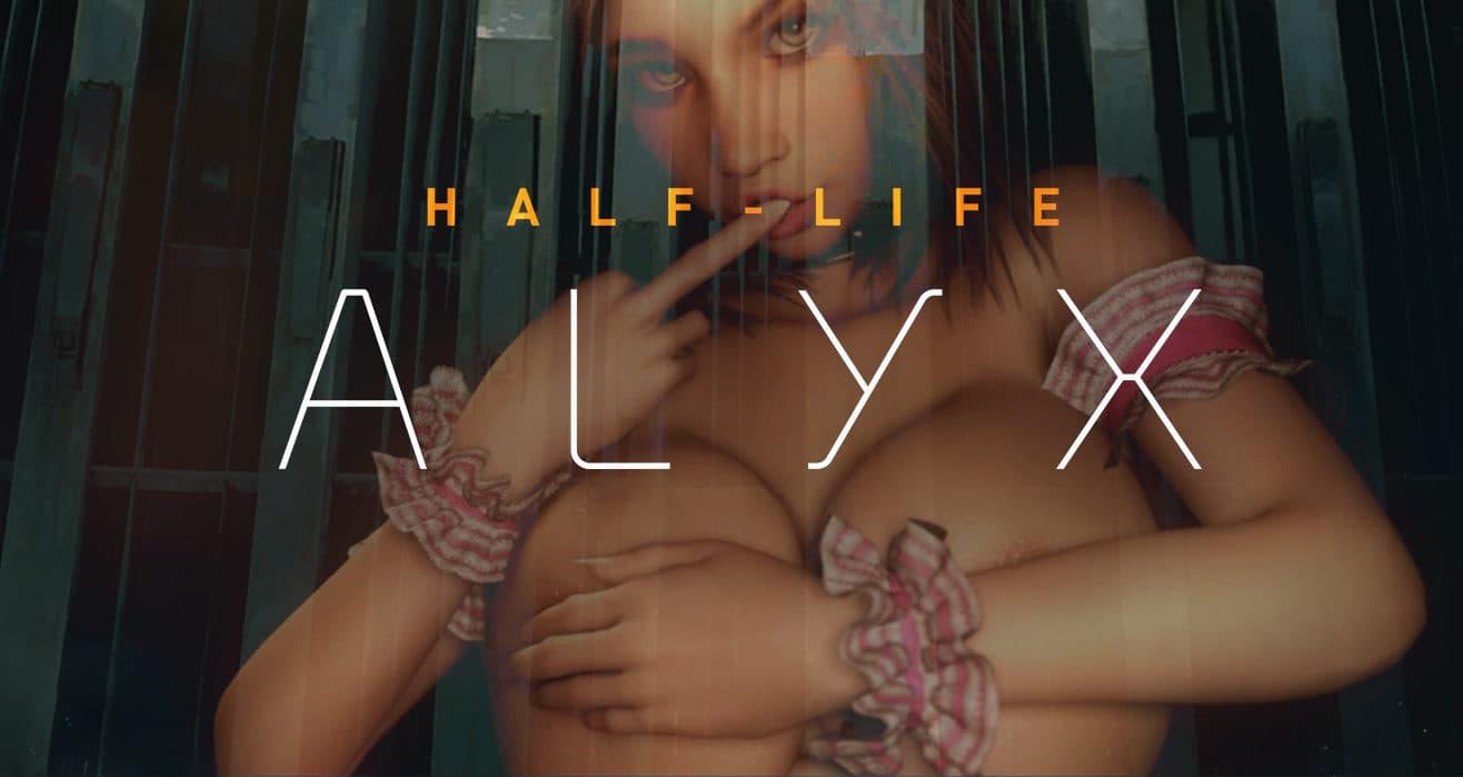 Half Life Alyx Rule 34