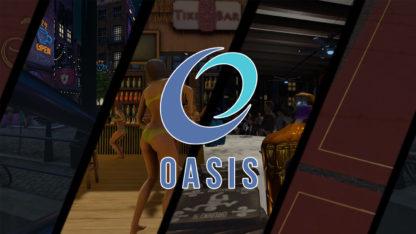 Oasis VR Porn Game Trailer Image