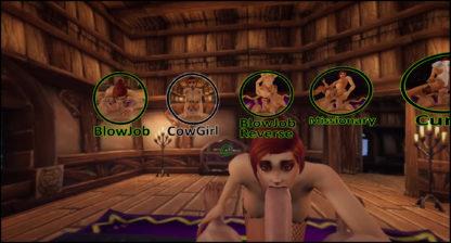 naughtyfreyavr the brothel vr porn game image 1