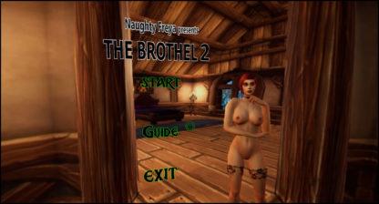naughtyfreyavr the brothel vr porn game image 3