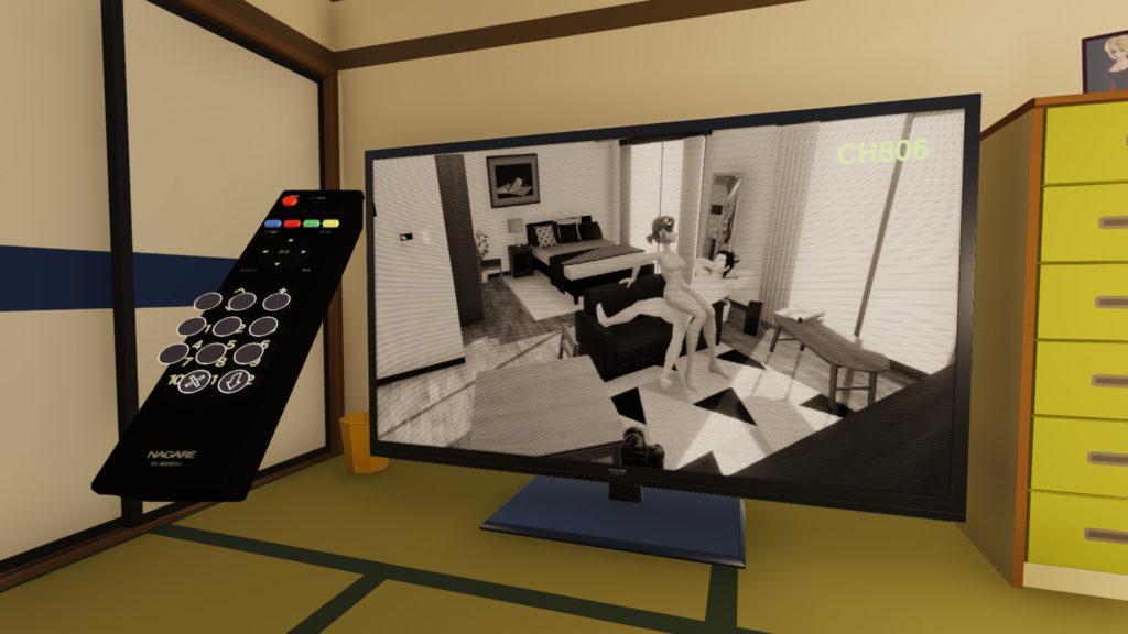 VR Porn Game Elise's Peepshow