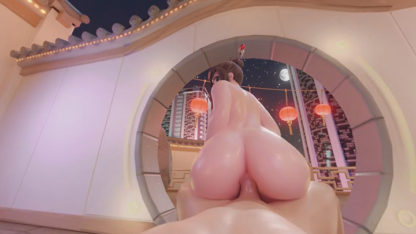 nice round booty 3d vr porn video from cawneil lewdvrgames 2