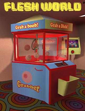flesh world vr arcade game image
